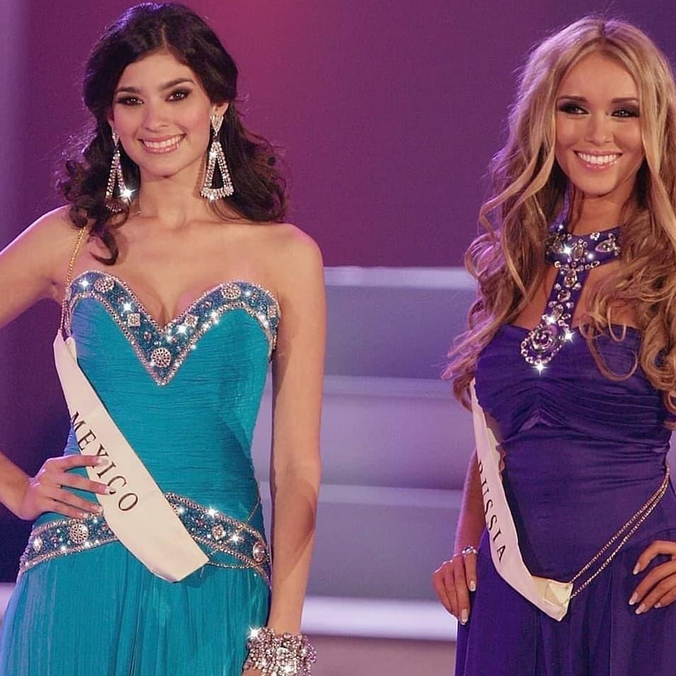 ksenia sukhinova, miss world 2008. - Página 8 Univer10