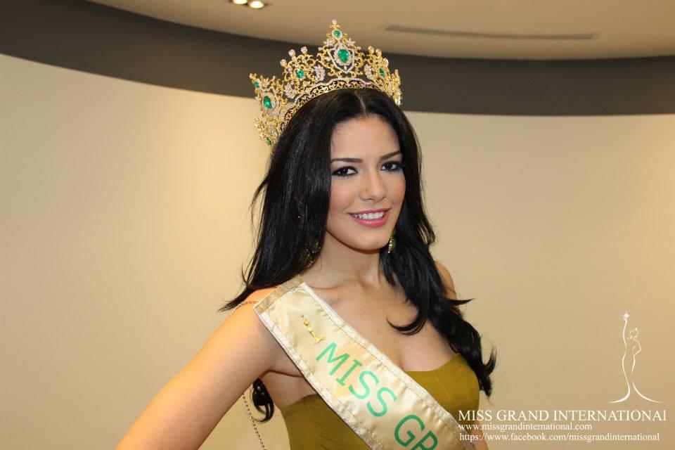 janelee chaparro, miss grand international 2013. - Página 2 Univer15