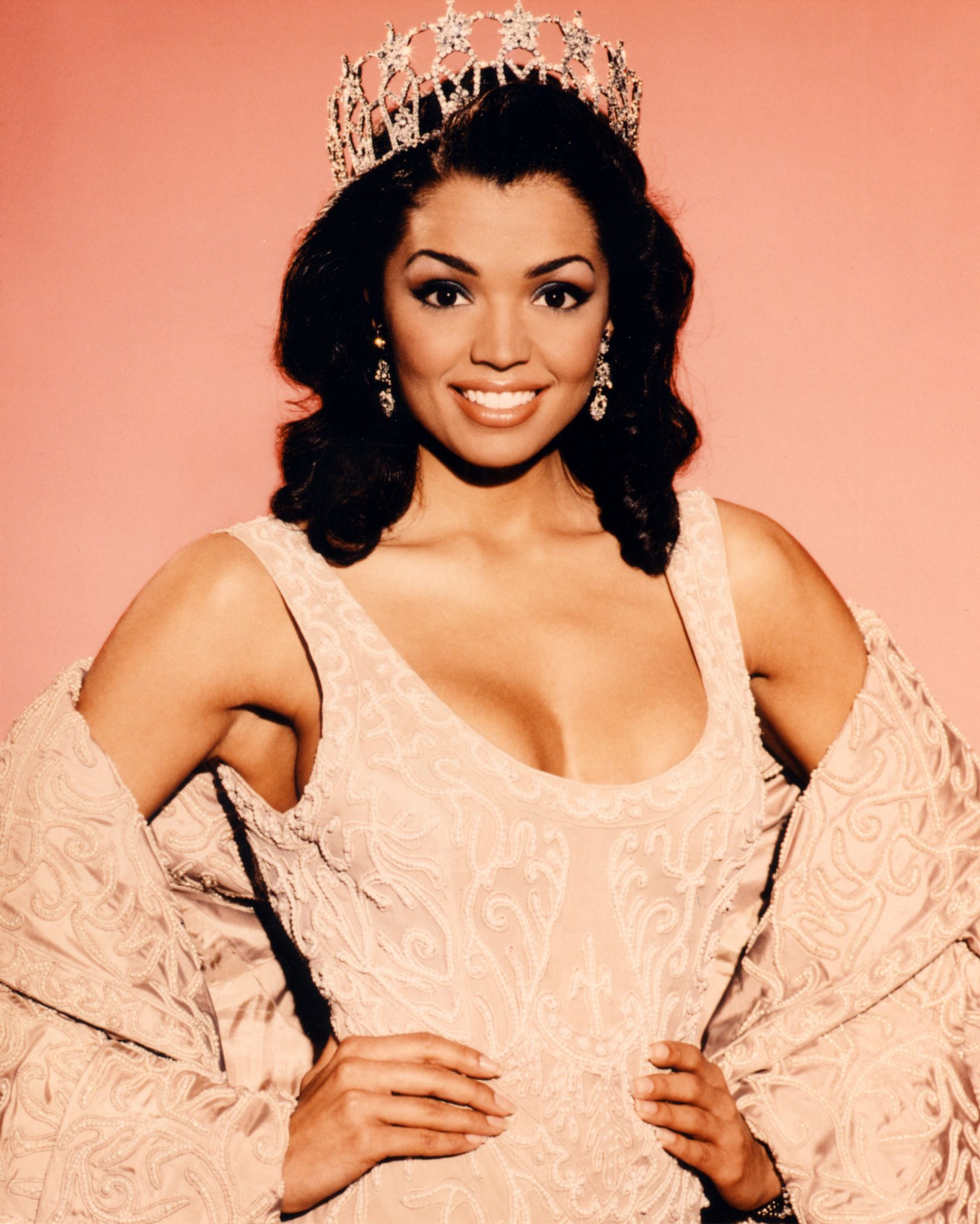 chelsi smith, miss universe 1995. † Usa19910