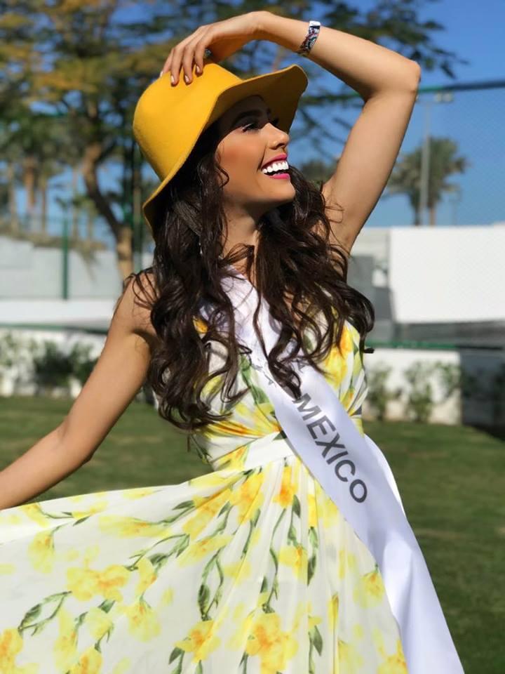 ivonne hernandez, semifinalista de top model of the world 2018. - Página 3 Vibc2o10