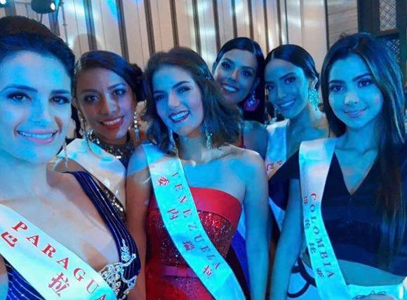 laura osorio hoyos, miss colombia mundo 2018. - Página 7 Vouvqc10
