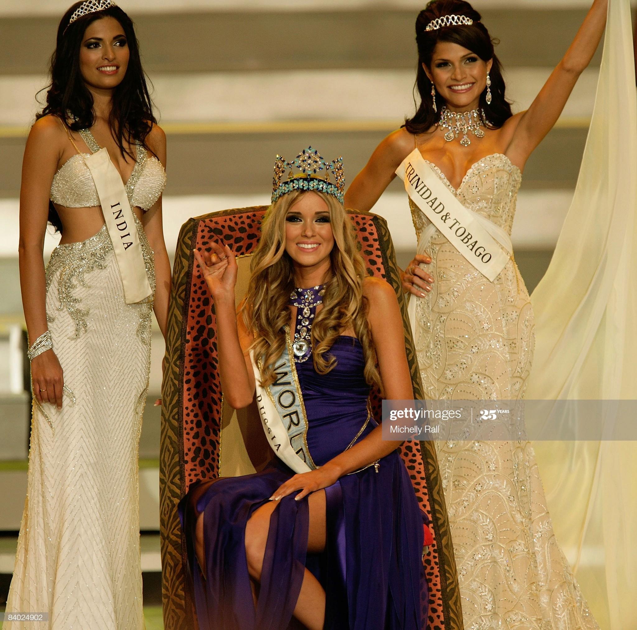 ksenia sukhinova, miss world 2008. - Página 7 Winner11
