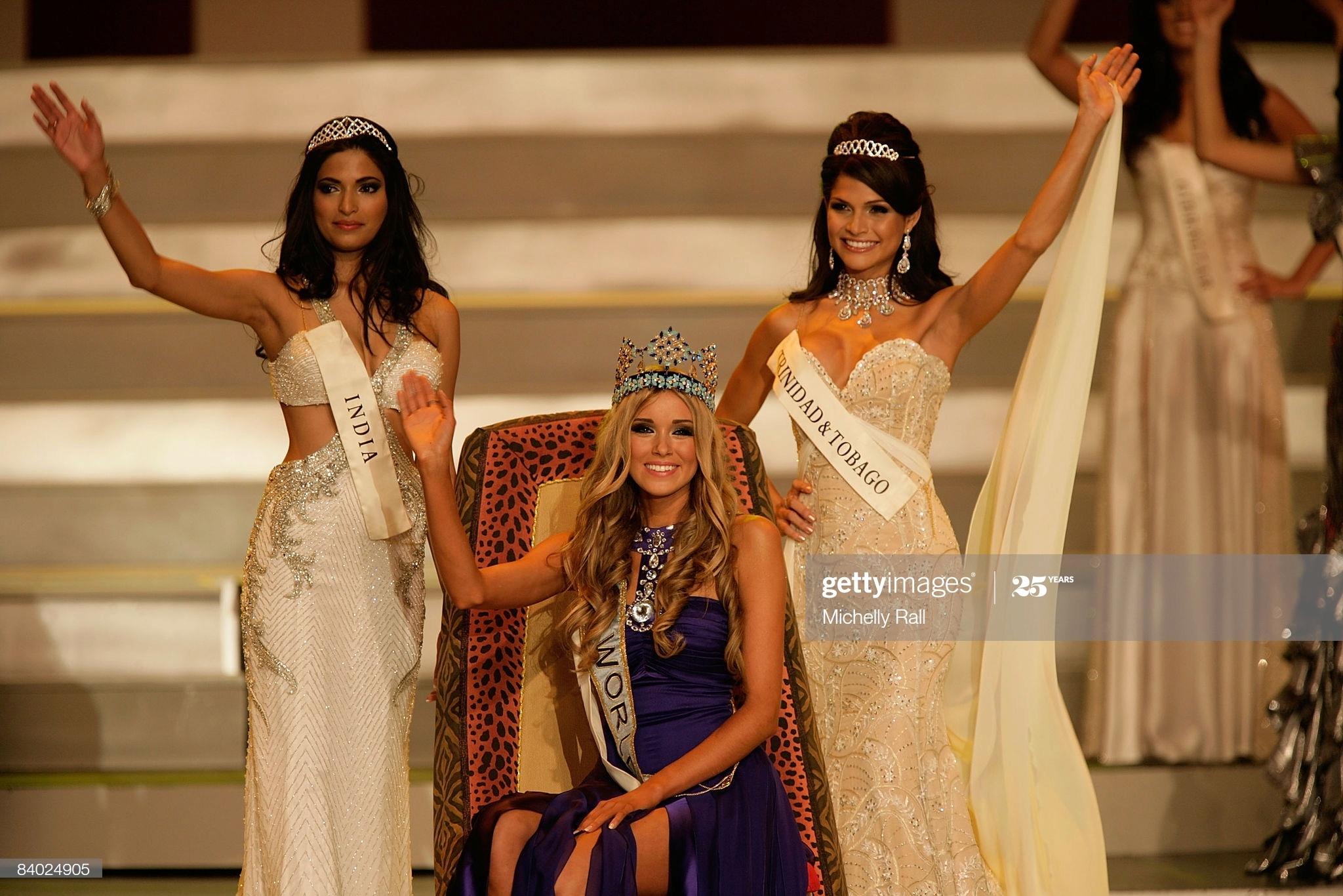 ksenia sukhinova, miss world 2008. - Página 7 Winner12
