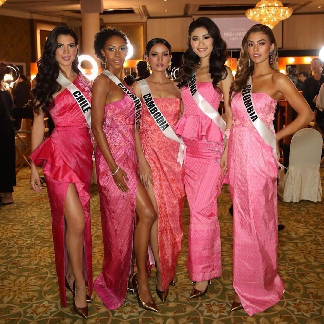 thai night gala dinner de candidatas a miss universe 2018. - Página 9 Wj683410