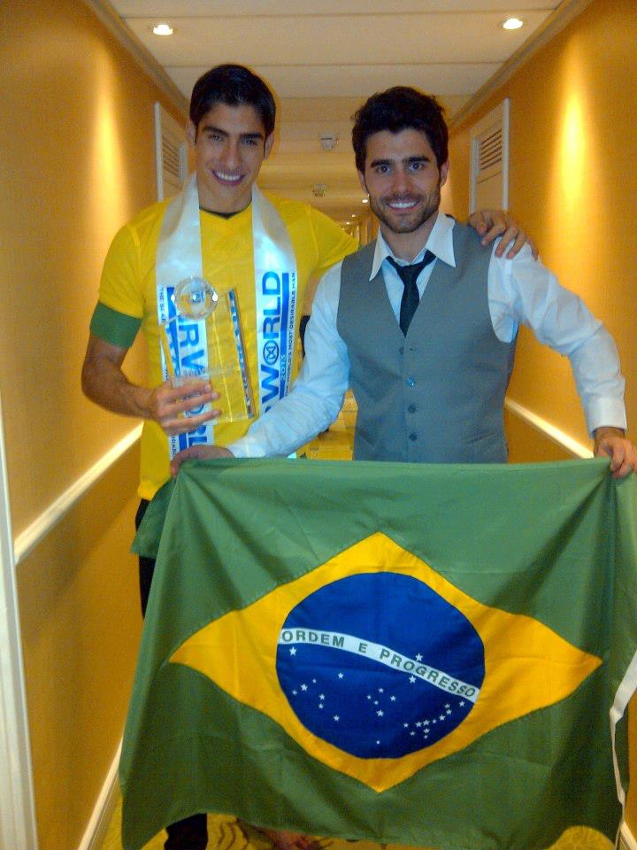 francisco escobar, mr world 2012. World11