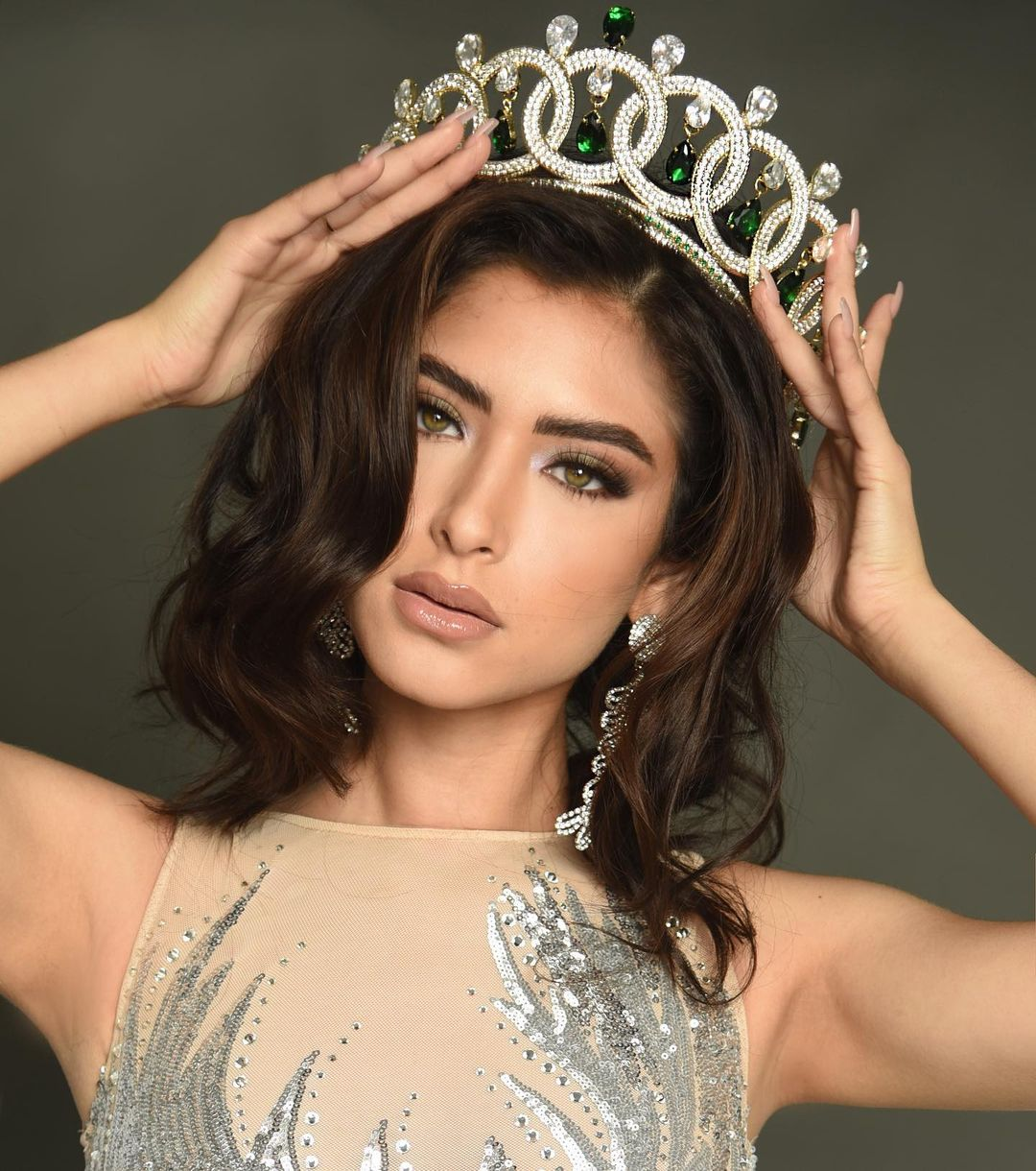 angela leon yuriar, miss grand mexico 2020. - Página 7 Wpshm10
