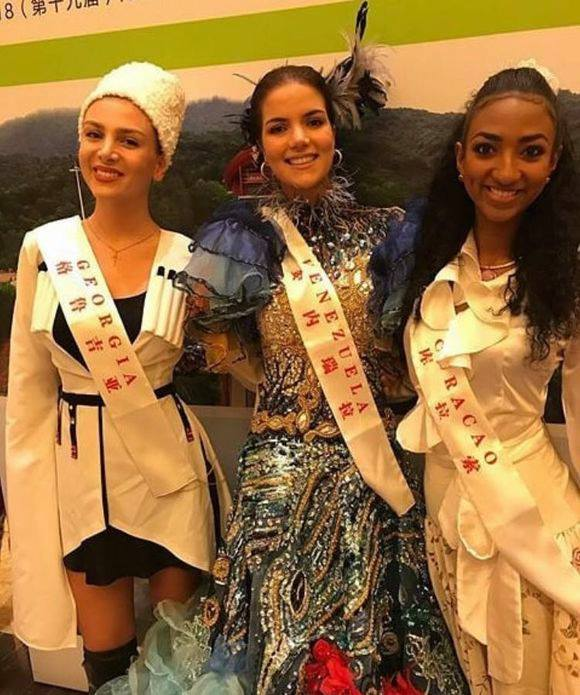 veruska ljubisavljevic, top 30 de miss world 2018. - Página 8 Xxlnv310