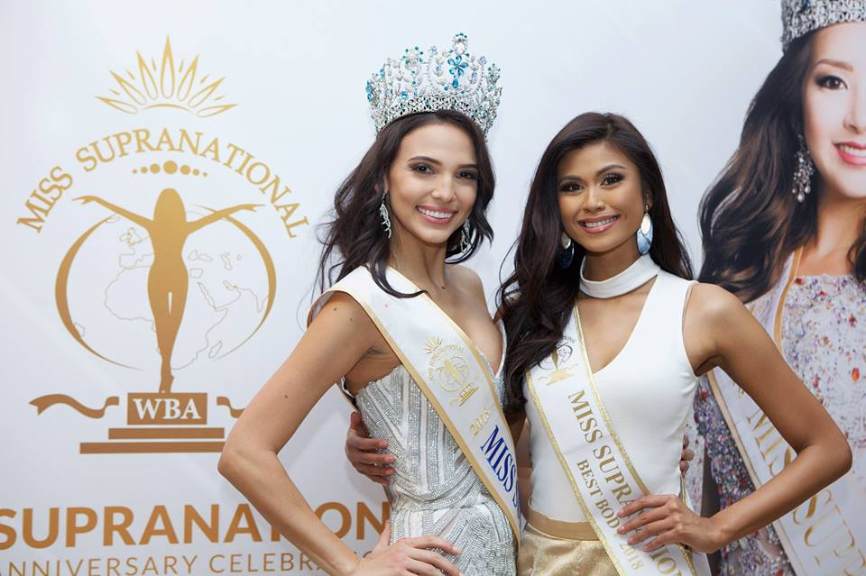 katrina jayne dimaranan, 1st runner-up de miss supranational 2018. - Página 6 Y4g9or10