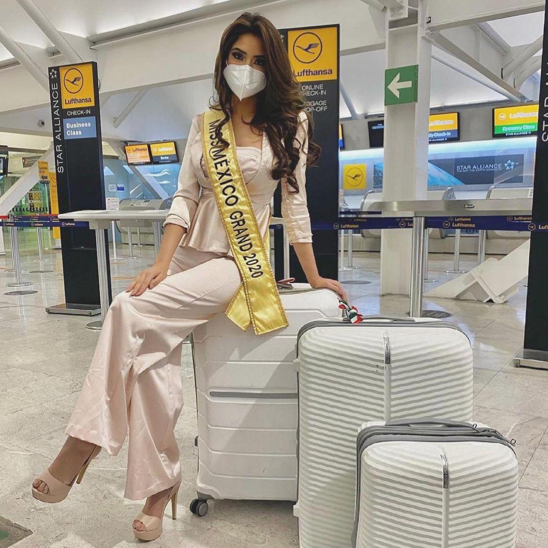 angela leon yuriar, miss grand mexico 2020. - Página 10 Ydfek10