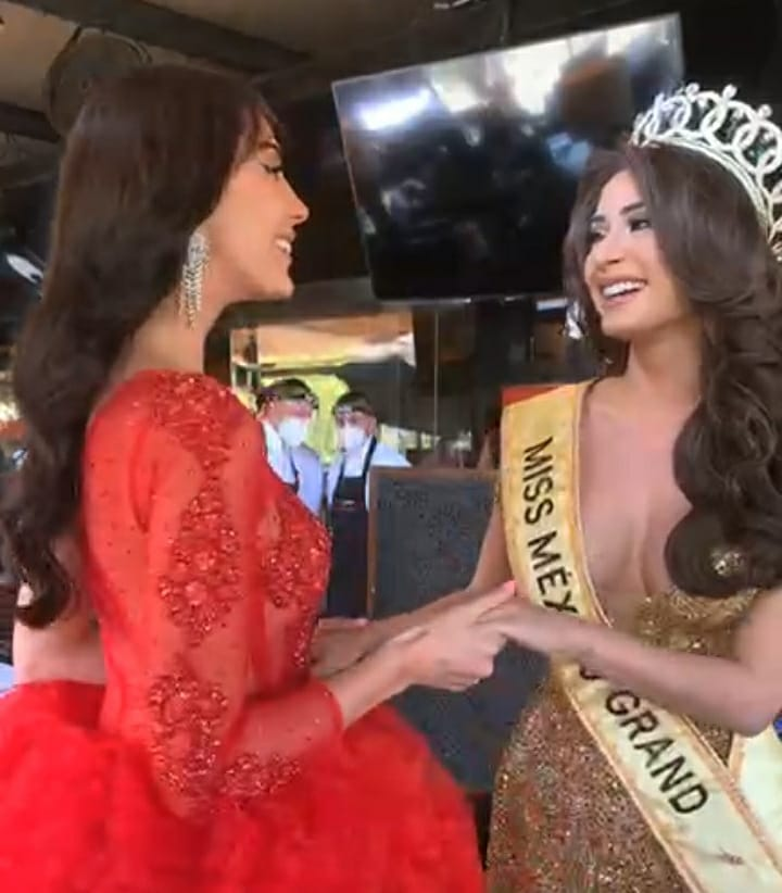 angela leon yuriar, miss grand mexico 2020. - Página 10 Yducb10