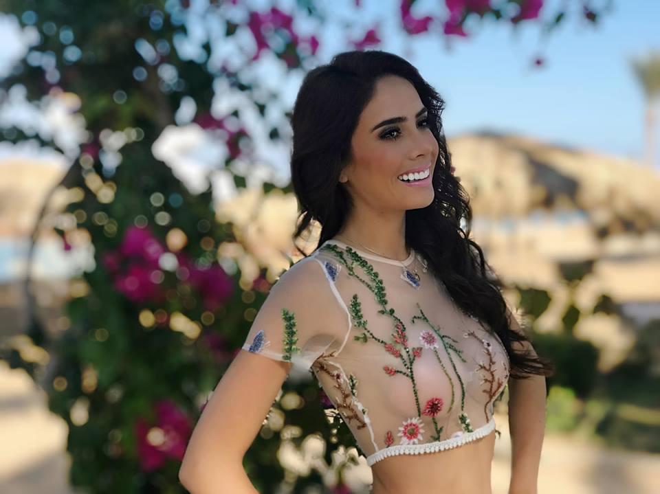 ivonne hernandez, semifinalista de top model of the world 2018. - Página 4 Yeixy610