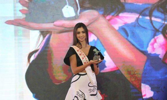 laura osorio hoyos, miss colombia mundo 2018. - Página 7 Yjf3kz10