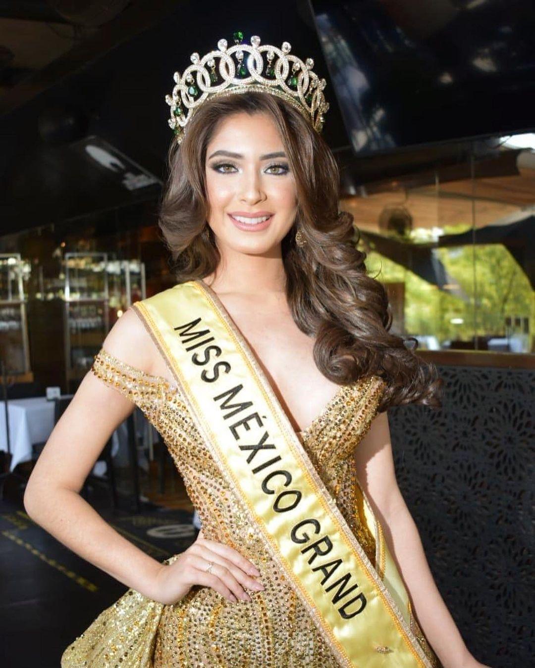 angela leon yuriar, top 21 de miss grand international 2020. - Página 11 Yocrk10