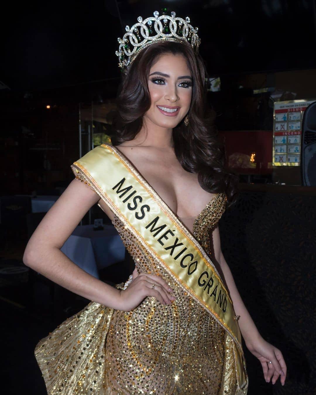 angela leon yuriar, top 21 de miss grand international 2020. - Página 11 Yocy510