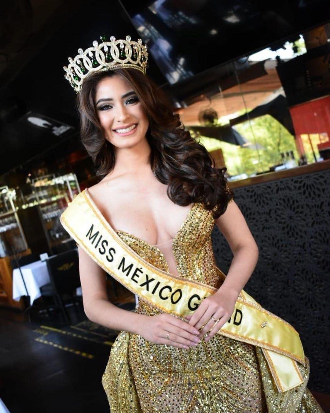 angela leon yuriar, top 21 de miss grand international 2020. - Página 11 Yohho10