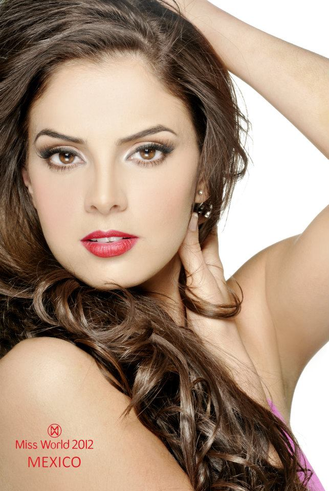 mariana berumen, top 36 de miss model of the world 2018/top 15 de miss world 2012 - Página 4 Z1l1y10