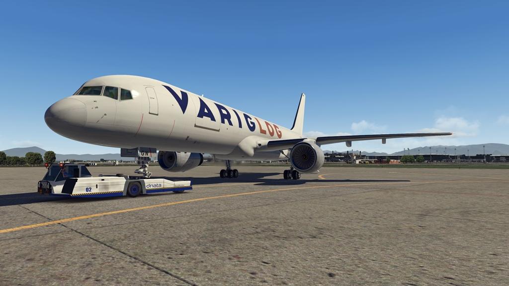 Uma imagem (X-Plane) 757-rf10
