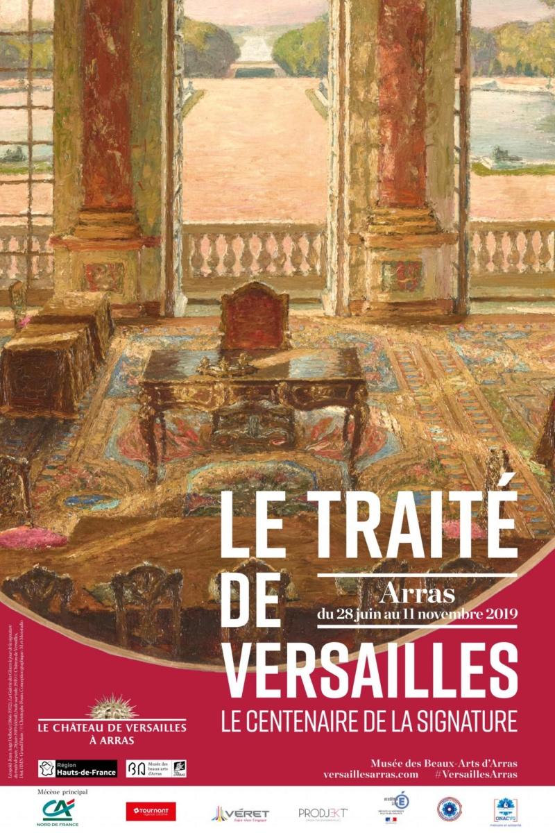 Arras : dernière expo autour du traité de Versailles ? 000110