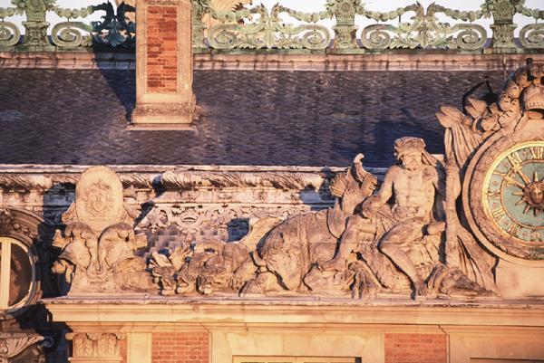 Hercule, héros antique et allégorie royale 007510