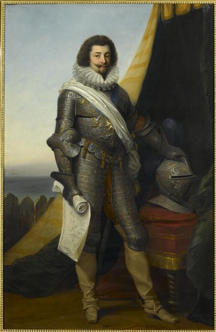 CMN-EPV - Expo Henri IV au château ducal de Cadillac - 2019 08-51010