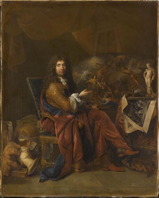 Quatrième centenaire de la naissance de Charles Le Brun  11-51410