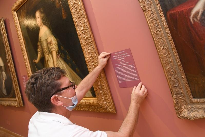 Portraits de Reines, expo au musée Rigaud de Perpignan. 12014110