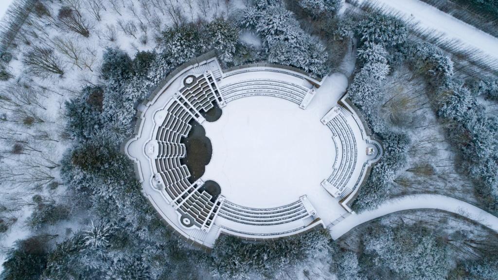 Photos de Versailles vu du ciel.  13963210