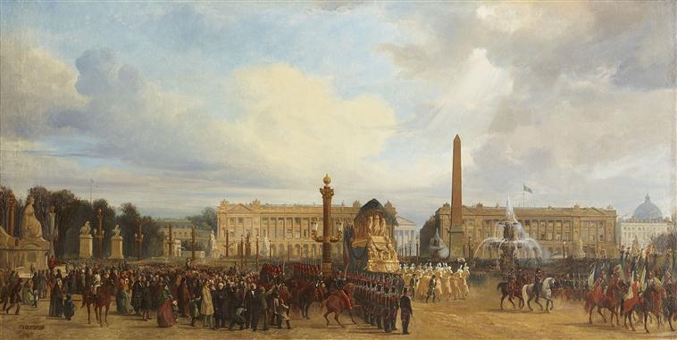 """belle poule - Exposition """"Napoléon n'est plus"""" au Musée de l'Armée 14-54111"""