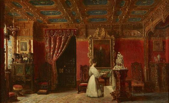 Petit Palais. Exposition Paris romantique, 1815-1848 14-54210