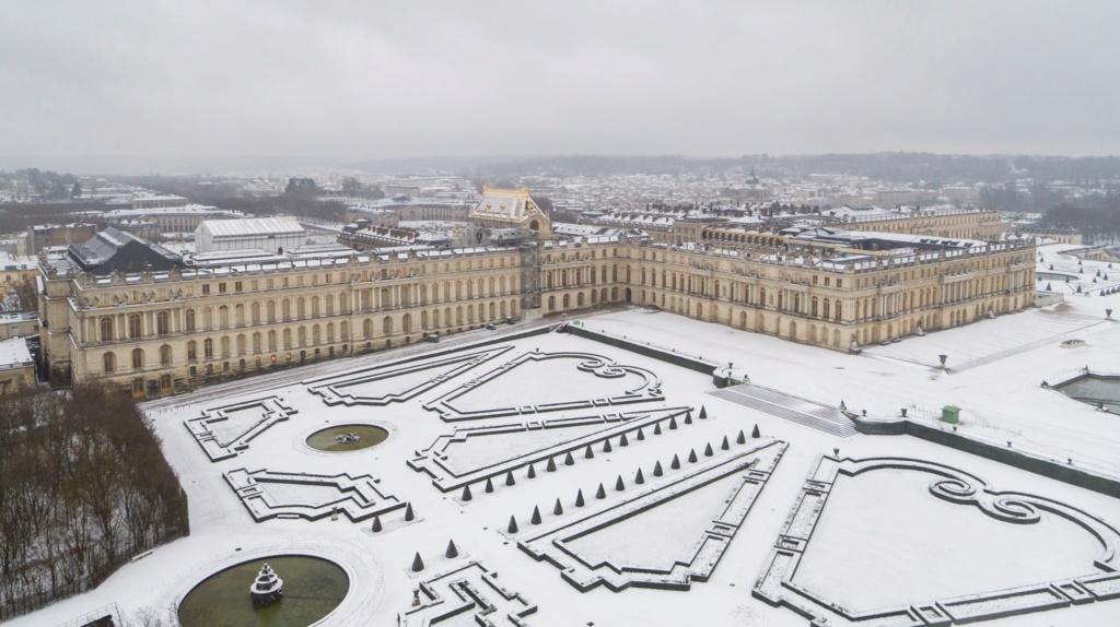 Photos de Versailles vu du ciel.  14004810