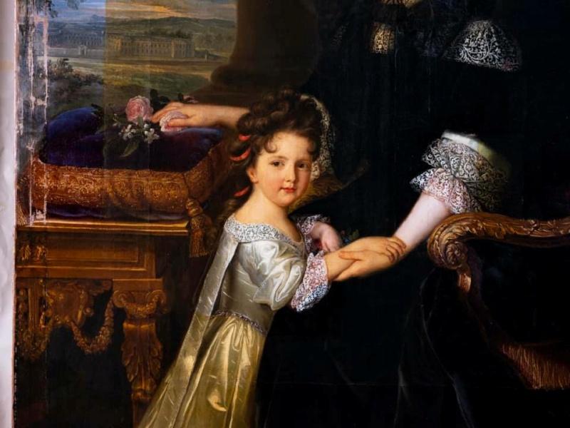 c2rmf à Versailles : Restauration des peintures 14326310