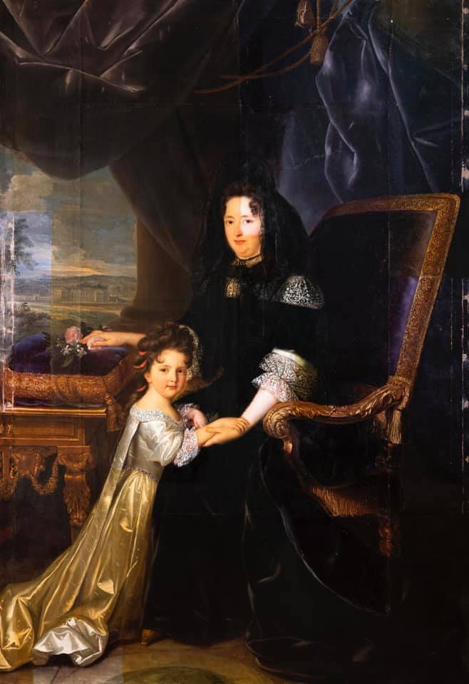 c2rmf à Versailles : Restauration des peintures 14341110
