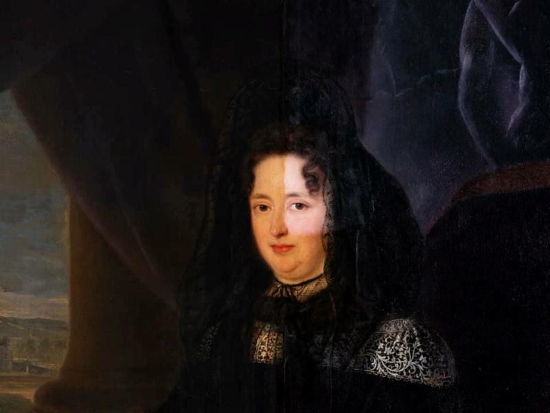 c2rmf à Versailles : Restauration des peintures 14360410