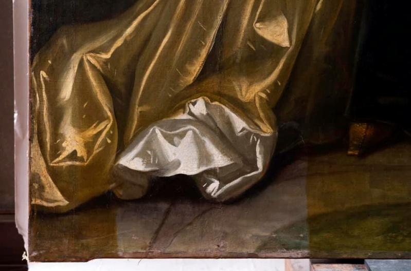 c2rmf à Versailles : Restauration des peintures 14380410
