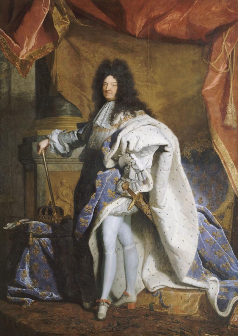 Hyacinthe Rigaud ou le portrait Soleil, expo Versailles 2020 14c82210