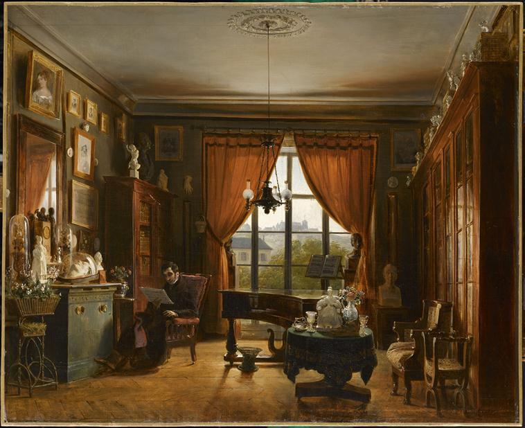 Petit Palais. Exposition Paris romantique, 1815-1848 15-52810