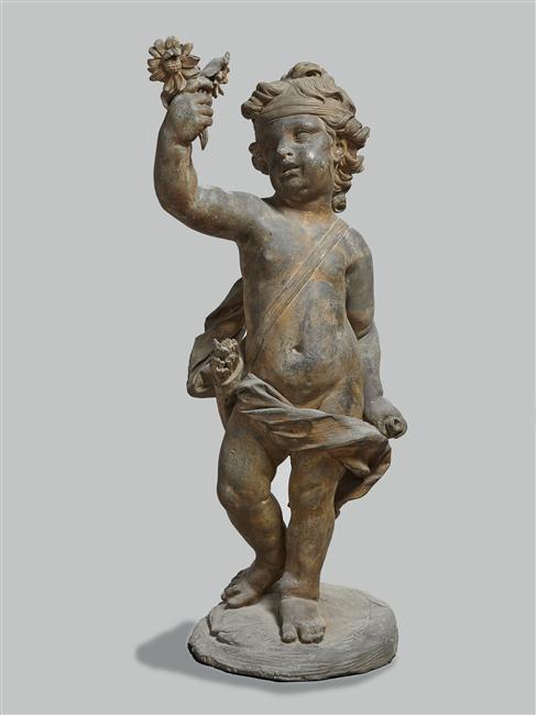 Exposition. Lunéville : La sculpture en son château 16-51810
