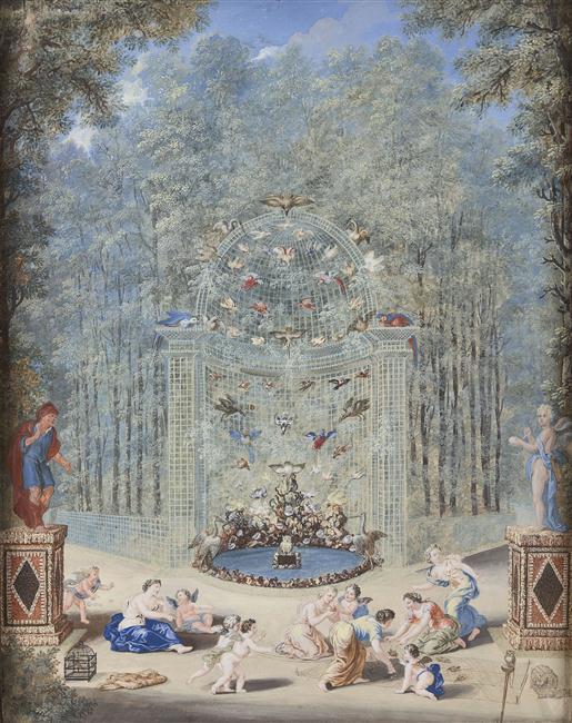 Exposition. Lunéville : La sculpture en son château 17-63411