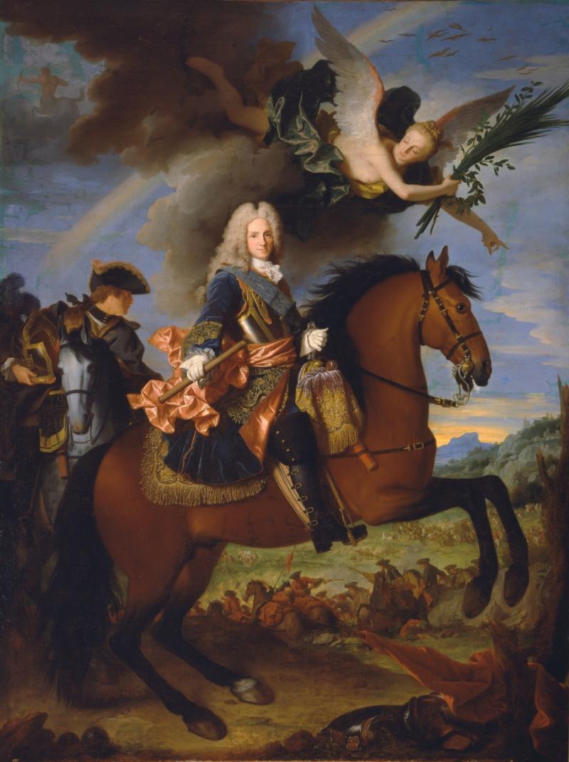 Jean Ranc (1674-1735), un Montpelliérain à la cour des rois 20845110