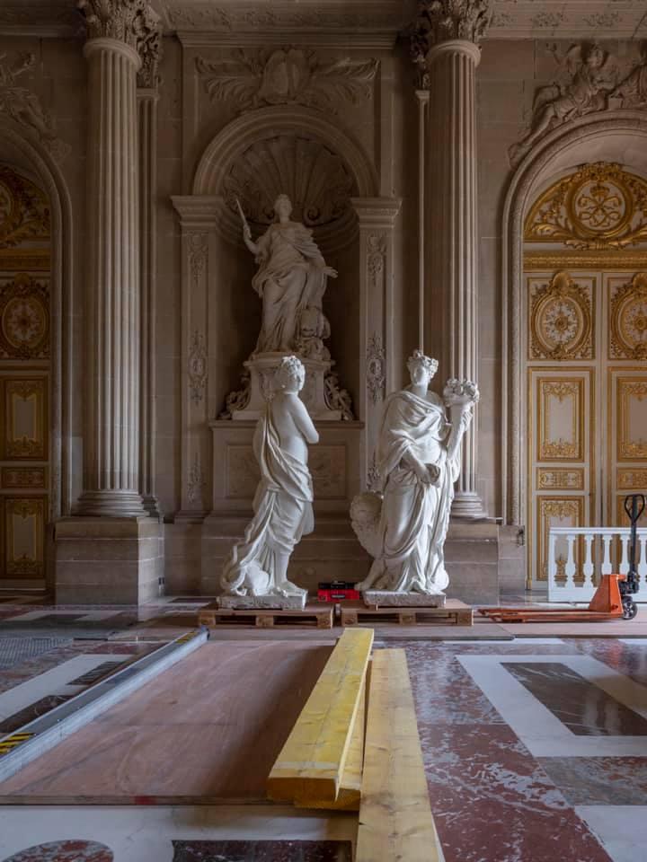 animaux - Exposition Les animaux du roi à Versailles 24087310