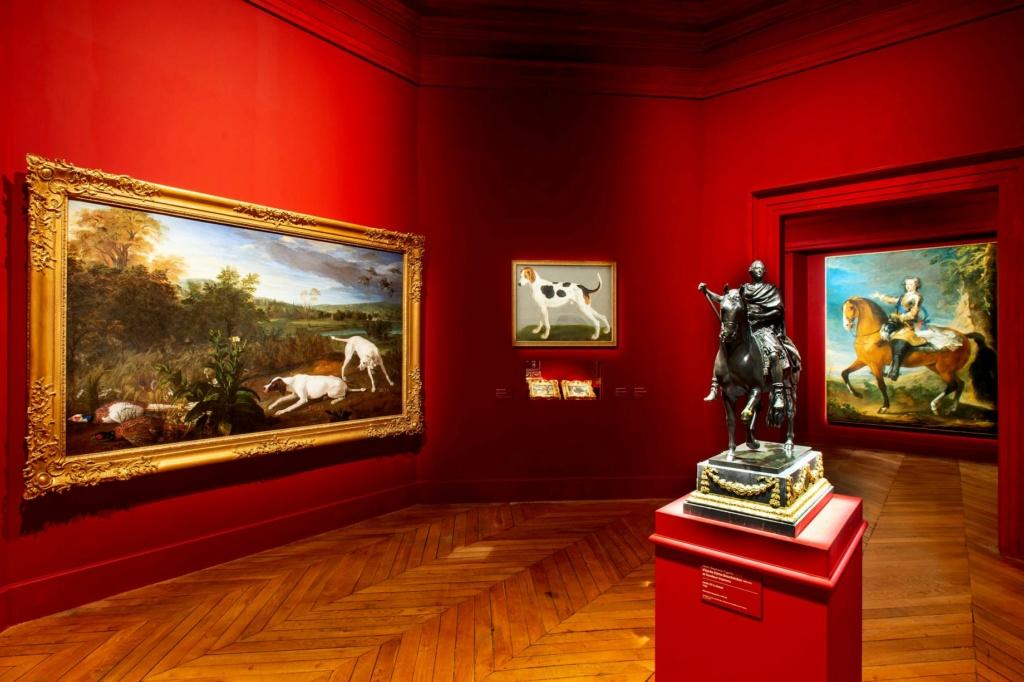Exposition Les animaux du roi à Versailles - Page 2 24525910