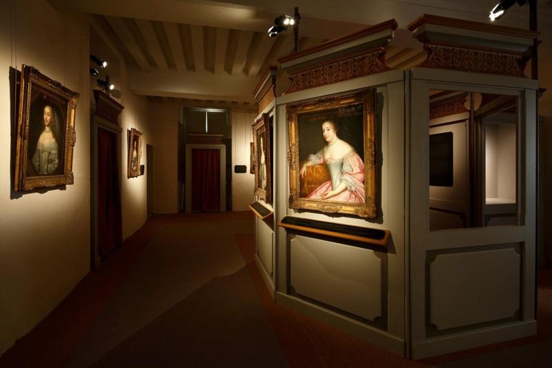Expo à Bussy-Rabutin, la galerie des beautés de Louis XIV 37121510