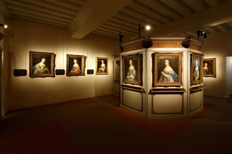 Expo à Bussy-Rabutin, la galerie des beautés de Louis XIV 37215910