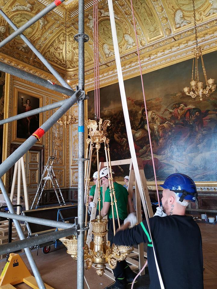 Exposition Louis-Philippe, en 2018 à Versailles - Page 3 43047910