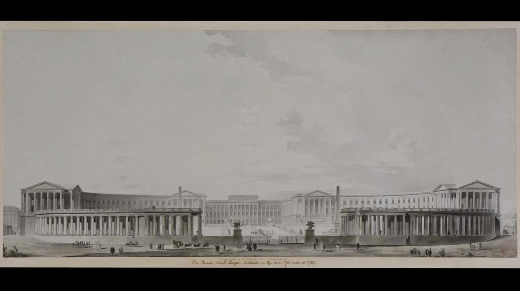 utopiques - Expo : Les Architectures rêvées (1660-1815) 5fd2c010