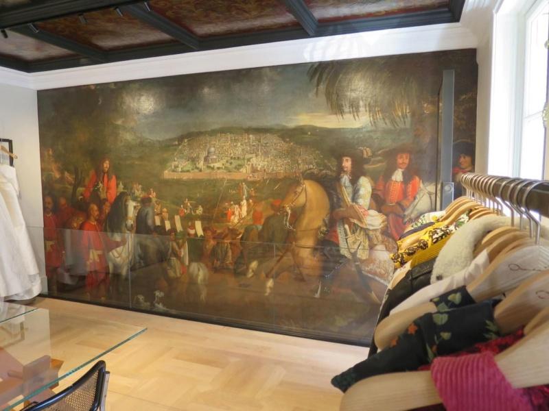 Le marquis de Nointel à Jérusalem par Arnould de Vuez ? 7uobk210