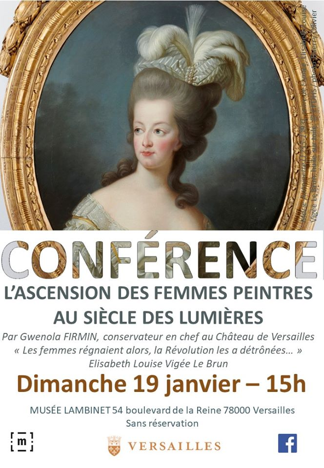 L'ascension des femmes peintres au siècle des Lumières 80716110