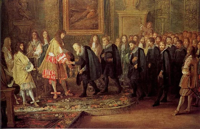 Le Cours de l'histoire Louis XIV Roi du Monde Philipp Mansel 838_lo10