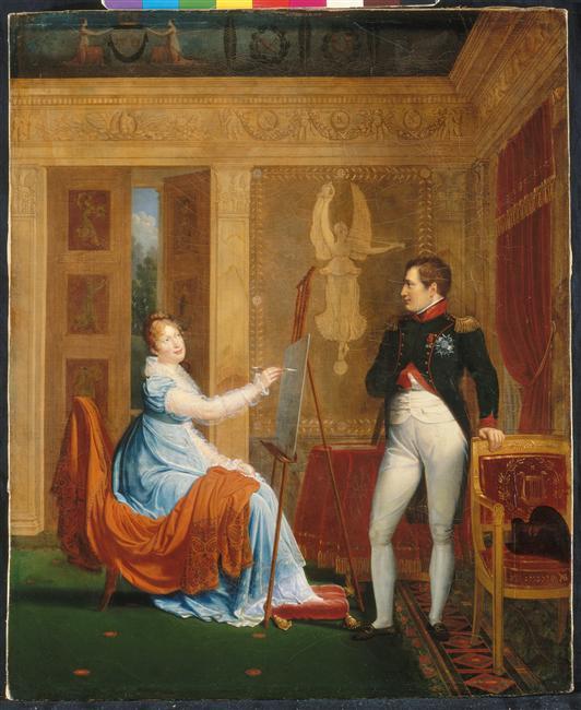 """Malmaison : Exposition """"Napoléon aux 1001 visages""""  86-00010"""