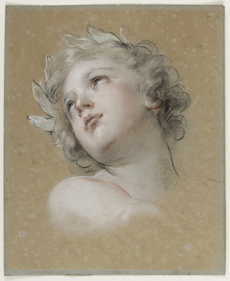 Expo. Dessins pour Versailles, Vingt ans d'acquisitions 98098411